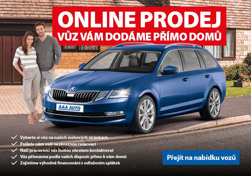 Online prodej